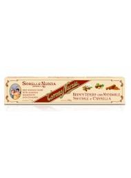 (6 BARS X 200g) Sorelle Nurzia - Soft Nougat - Almonds, Hazelnuts and Cinnamon