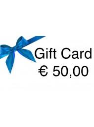 Gift Card € 30,00