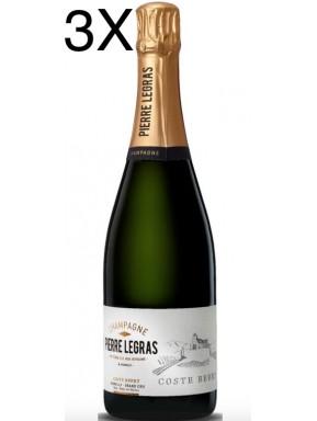 "Pierre Legras - Grand Cru Brut Blanc de Blancs ""Coste Beert"" - Champagne - 75cl"