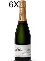"(3 BOTTIGLIE) Pierre Legras - Grand Cru Brut Blanc de Blancs ""Coste Beert"" - Champagne - 75cl"