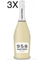 (3 BOTTIGLIE) Santero - 958 - Extra Dry - 75cl