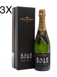 Moët & Chandon - Grand Vintage 2012 - Champagne - Coffret - 75cl