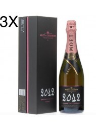 Moët & Chandon - Grand Vintage Rose' 2012 - Champagne - Coffret - 75cl
