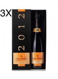 Veuve Clicquot - Vintage Brut 2012 - Champagne AOC - Coffret - 75cl