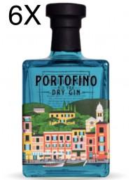 (3 BOTTLES) Portofino - Dry Gin - 70cl