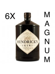 (3 BOTTLES) William Grant & Sons - Gin Hendrick' s - Magnum - 175cl - 1,75 L