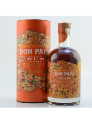 Rum Don Papa - NEW PACK N.2 - Limited Edition Mt. Kanlaon - 70cl