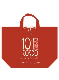 """Special bag - Panettone Craft """"Cova"""" and Champagne """"Laurant Perrier"""""""