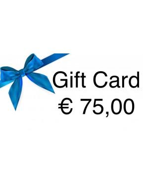 Gift Card € 50,00