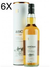 (3 BOTTLES) AnCnoc - Whisky Single Malt - 12 years old - 70 cl