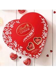 Lindt - Lindor Heart Carton Box - 178g