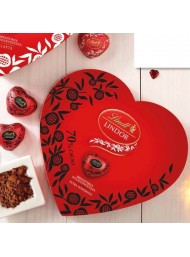 Lindt - Lindor Dark Chocolate 70% Heart Box - 96g
