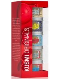 Kusmi Tea - ORIGINALS ASSORTMENT - 5 X 25g