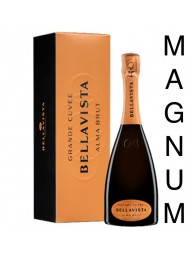 Bellavista - Alma Gran Cuvée Brut Magnum - NEW AIR ON WINE - Franciacorta - Astucciato - 150cl
