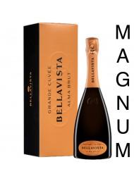 Bellavista - Alma Gran Cuvée Brut - Gift Box - Franciacorta - Magnum - 150cl