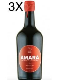 Amara - Liquore Amaro di Arancia Rossa di Sicilia - 50cl
