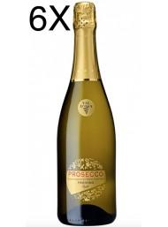(3 BOTTLES) Val d'Oca - Brut Oro - Prosecco DOC Treviso - 75cl