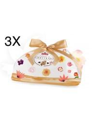 (3 EASTER CAKES X 1000g) ALBERTENGO - COLOMBA CHOCOLATE