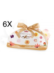 (6 EASTER CAKES X 1000g) ALBERTENGO - COLOMBA CHOCOLATE
