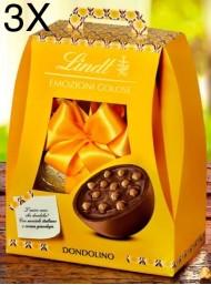 (3 Eggs X 700g) Lindt - Dondolino