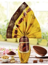 Lindt - Dark Chocolate with Hazelnuts - 320g