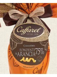 (6 Eggs) Caffarel - Dark Chocolate 75% Cocoa with Orange - 230g