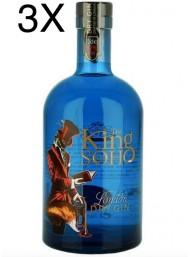 Gin King Of Soho - London Dry Gin - 70cl