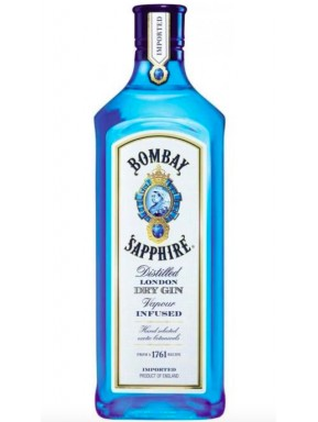 Bombay Sapphire - London Dry Gin - 1 Litro