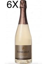 (3 BOTTLES) Isimbarda - Premiére Cuvee - Pinot Nero Brut - Metodo Classico - Oltrepo' Pavese DOC - 75cl