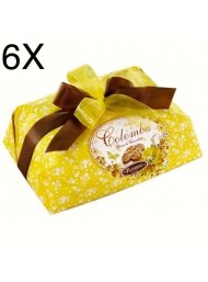 (6 EASTER CAKES X 1000g) FLAMIGNI - CHOCOLATE