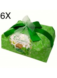 (6 EASTER CAKES X 1000g) FLAMIGNI - MARGARET