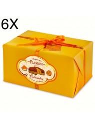 FLAMIGNI - ORANGE CREAM EASTER CAKE - 6 X 950g
