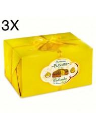 (3 EASTER CAKES X 950g) FLAMIGNI - LEMON CREAM