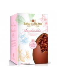 Baratti - Uovo Mandorlato - Latte - 370g