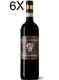 (6 BOTTLES) Ciacci Piccolomini d'Aragona - Brunello di Montalcino 2015 - Vigna di Pianrosso - DOCG - 75cl