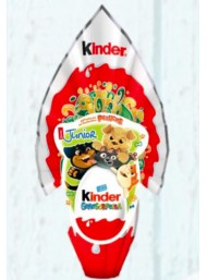 Kinder Ferrero - Focus Junior - Gran Sorpresa - 150g
