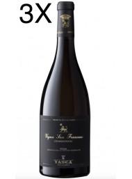 (3 BOTTIGLIE) Tasca D' Almerita - Chardonnay 2017 - Vigna San Francesco - Tenuta Regaleali - Sicilia DOC - 75CL