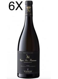 (6 BOTTIGLIE) Tasca D' Almerita - Chardonnay 2017 - Vigna San Francesco - Tenuta Regaleali - Sicilia DOC - 75CL
