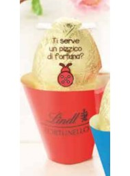 Lindt - Ovetto Fortunello - LadyBug - 25g