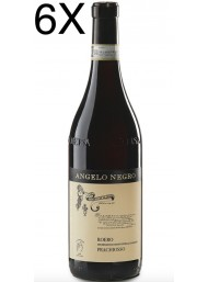 (3 BOTTLES) Angelo Negro - Prachiosso 2017 - Nebbiolo - Roero DOC - 75cl