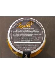 Iaculli - Antipasto misto ricco - 550g