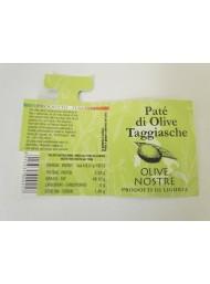 """Olive Paté """"Taggiasche"""" - 90g"""