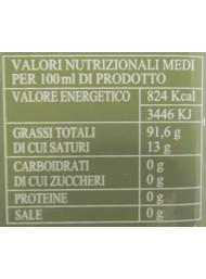 (6 BOTTLES) San Patrignano - èvo - Olive Olio Extra Vergine - 50cl