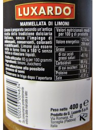 Luxardo - Lemon Marmelade 400g