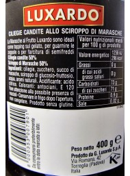 Luxardo - Morello Cherry Candied 400g
