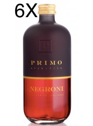 (3 BOTTLES) Negroni - Primo Aperitivo - 50cl