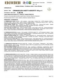 Babbi - Set di Creme Spalmabili - Cremadelizia