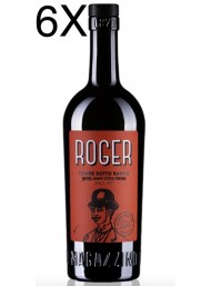 (3 BOTTIGLIE) Vecchio Magazzino Doganale - Roger - Bitter Amaro Extra Strong - 70cl