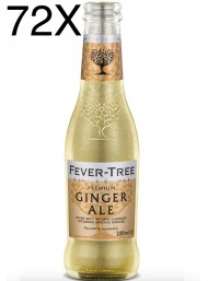 72 BOTTLES - Fever Tree - Ginger Ale - 20cl