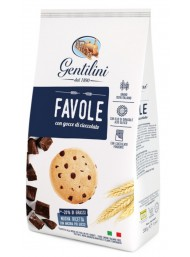 Gentilini - Cookies with Chocolate Drops - 330g